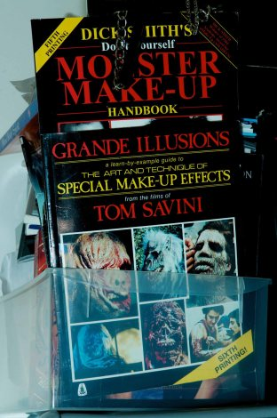 tom savini book