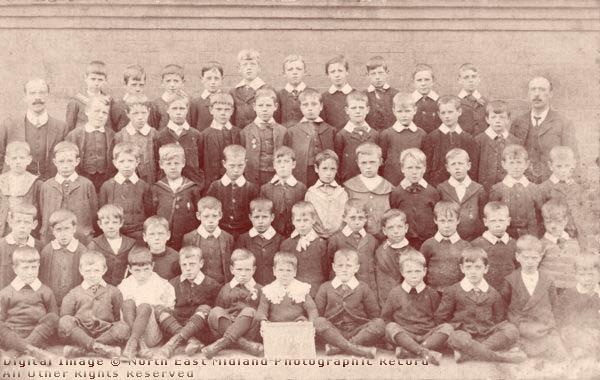 Copyright North East Midland Photographic Record