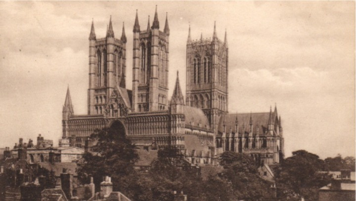 Lincoln Cathedral 1900s 1 Large