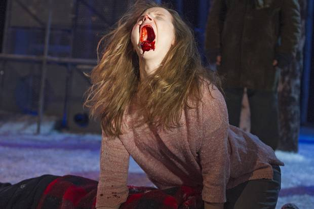 let the right one in stage play