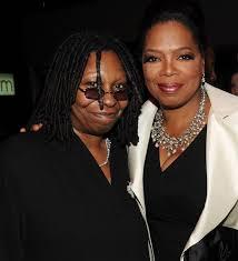Oprah and Whoopie